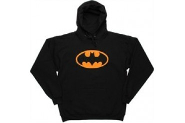DC Comics Batman Logo Hooded Sweatshirt