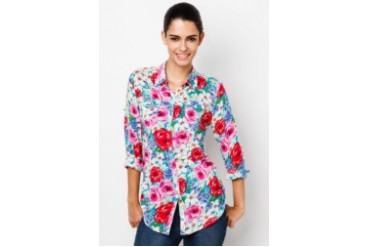 BYN Soft Floral Blouse