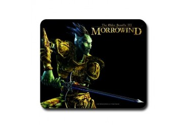 Morrowind Mousepad by CafePress