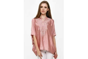 Accent Festive Collection Batwing Silky Satin