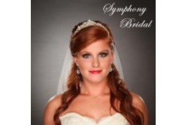 Symphony Bridal Crowns - Style 7512CR