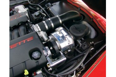 ProCharger H.O. Intercooled Supercharger System Chevrolet Corvette C6 LS2 Automatic Transmission 05-07
