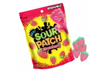 Sour Patch Strawberry Soft amp Chewy Sour Candy