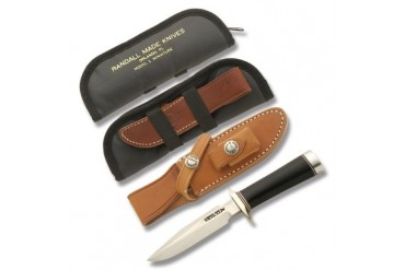 Randall Mini Model 1 Hunter with Black Micarta Handle