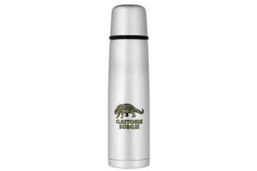 Gastonia Burgei Dinosaur Large Thermos Bottle Dinosaur Large Thermosreg; Bottle by CafePress
