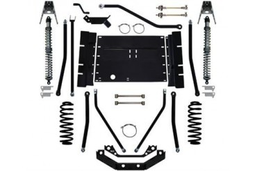Rock Krawler 5.5 Inch X Factor Plus Comp Coil Over Lift Kit TJ995501 Complete Suspension Systems and Lift Kits