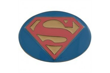 DC Comics Supergirl Logo Belt Buckle