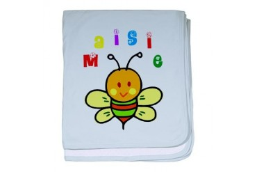 Maisie Cute baby blanket by CafePress