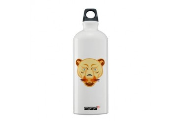 Lion Sigg Water Bottle 0.6L by CafePress