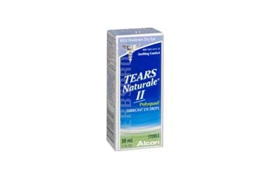 Tears Naturale Ii Polyquad Lubricant Eye Drops 15 ml
