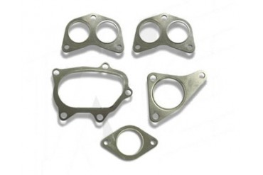 GTSPEC OEM Replacement Exhaust Manifold Gasket Set 5 Pieces Subaru Forester 04-08
