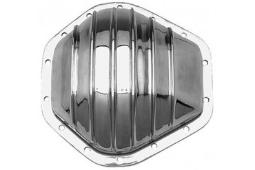 Trans-Dapt GM 10.5in. 14 Bolt Polished Aluminum Cover 4829 Differential Covers