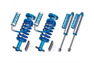 King Shocks OEM Performance Shock Kit with Compression Adjusters 25001-630A Shock Absorbers