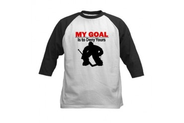 My Goal Kids Baseball Jersey