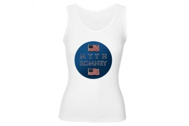 Romney 2012 Math Women's Tank Top by CafePress