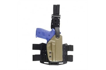 Wrs Thigh Rig Duty Holsters - Sig P229 Rh Wrs Thigh Rig Duty Holster