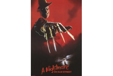 Nightmare on Elm Street - One Sheet Poster Print (24 x 36)