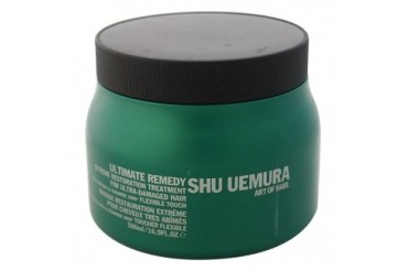 Ultimate Remedy Extreme Restoration Treat For Ultra-Damaged Hair-Shu Uemura