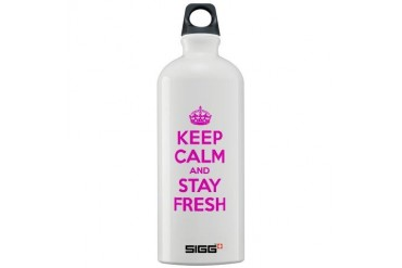 pcco 14.png Funny Sigg Water Bottle 1.0L by CafePress
