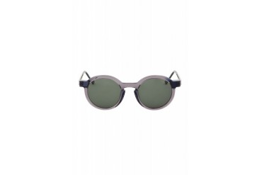 Thierry Lasry Blue Translucent Sobriety Sunglasses