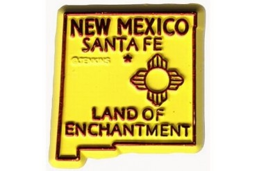 Ddi New Mexico Magnet 2d 50 State Yellow (pack Of 144)