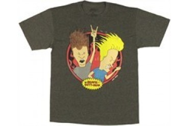 Beavis and Butthead Breakin' the Law T-Shirt