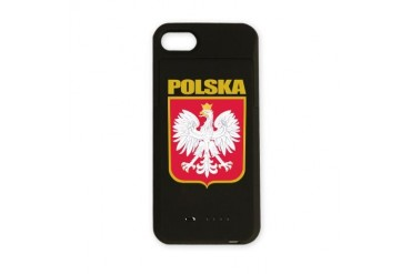 Poland COA.png Polish iPhone Charger Case by CafePress
