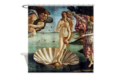 Sandro Botticelli Birth Of Venus Shower Curtain