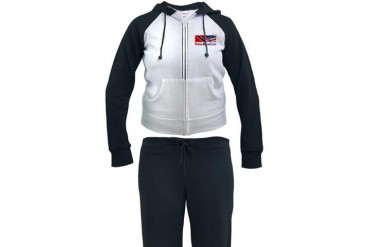 Trini-American Indian Women's Tracksuit by CafePress