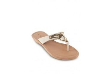 Noveni Sandals with Studded Hardware