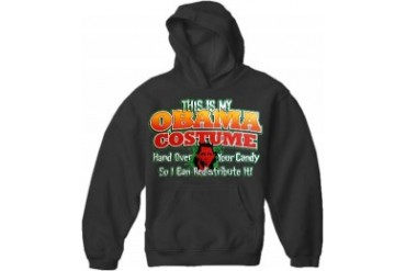 This is my Obama Costume Hoodie