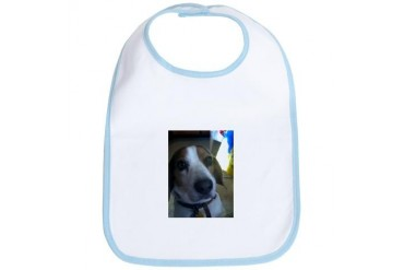Puppito Cute Bib by CafePress
