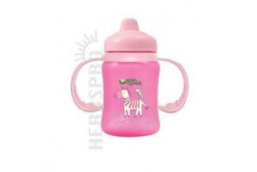 Sippy Cup Stage 2/3 PinkPink 6.5 oz