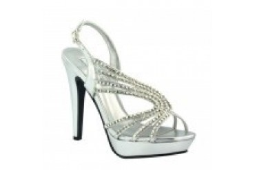 Touch Ups Shoes - Style Stephanie Silver 550