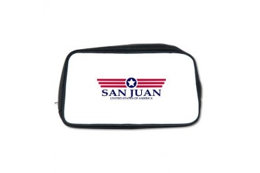 San Juan Capistrano Pride California Toiletry Bag by CafePress