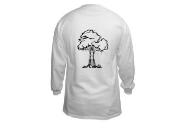 Dryad Long Sleeve T-Shirt by CafePress