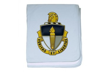 JFK AWCS DUI Army baby blanket by CafePress