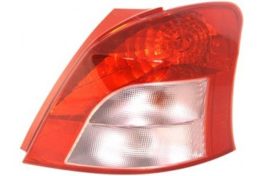 2007-2008 Toyota Yaris Tail Light Replacement Toyota Tail Light T730139 07 08
