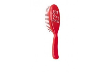 ACCA KAPPA Oval Brush with Plastic Pins