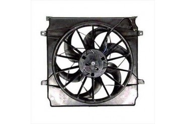 Omix-Ada Cooling Fan Assembly  17102.55 Electric Cooling Fan