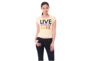 LIVE WITHOUT LIMITS T-SHIRT (for Globe employees only)