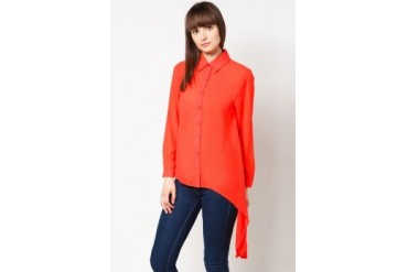 MiL Long Sleeve Collar Shirt