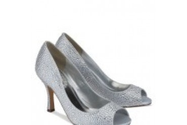 Pink by Paradox London Shoes - Style Celebrate-Silver