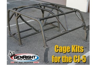 Rock hard 4x4 parts main sport cage rh1010 a roll cages - Jeep cherokee exterior roll cage ...
