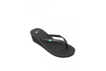 Yoga Spree Wedge Flip Flops