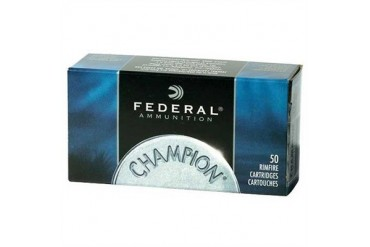Federal Champion Solid Rimfire Ammunition - Federal Ammo 22lr Automatch 40gr Solid 325/Bx