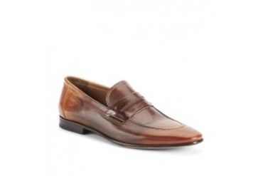 Auto Pilot Leather Penny Loafer