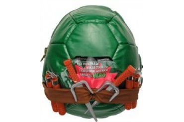 Teenage Mutant Ninja Turtles Shell Tools Masks Backpack