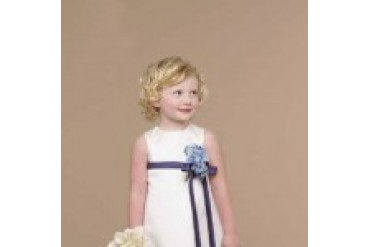 "US Angels ""In Stock"" Flower Girl Dress - Style 305"