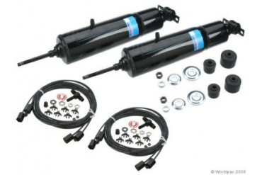 2003 Cadillac DeVille Shock Absorber and Strut Assembly Sachs Cadillac Shock Absorber and Strut Assembly W0133-1684496 03